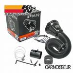 K&N Apollo Closed Intake System to fit Honda Civic