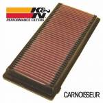 K&N Replacement Element Panel Filter to fit Alfa Romeo 147