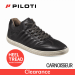 Piloti Pistone Driving Shoes Charcoal Leather