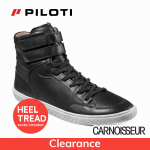 Piloti Superstrada Driving Shoes Black Leather