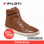 Piloti Superstrada Driving Shoes Camel Leather