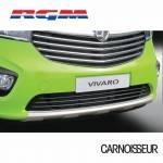 RGM Styleline Trim to fit Vauxhall Vivaro