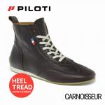 Piloti Le Mans 24hr 1923 Retro Driving Shoes Brown