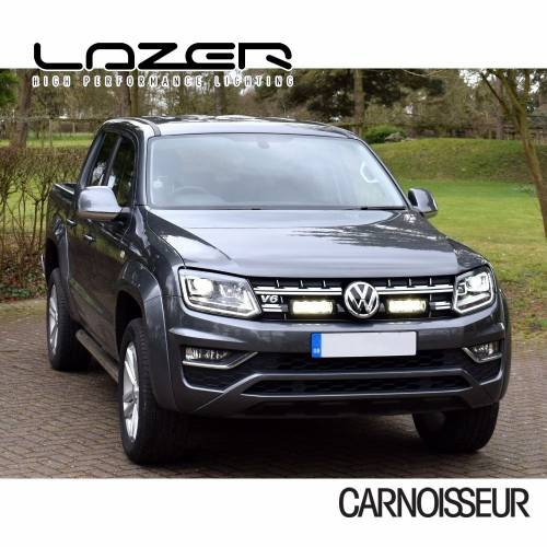 Lazer LED Lamps Grille Integration Kit to fit Volkswagen Amarok