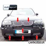 Zunsport Full Grille Set to fit BMW X3