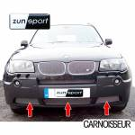 Zunsport Lower Grille Set to fit BMW X3