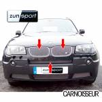 Zunsport Top + Middle Grille Set to fit BMW X3