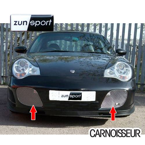 Zunsport Outer Grille Set To Fit Porsche 911 (996