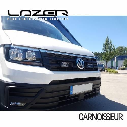 Lazer LED Lamps Grille Integration Kit to fit Volkswagen Crafter