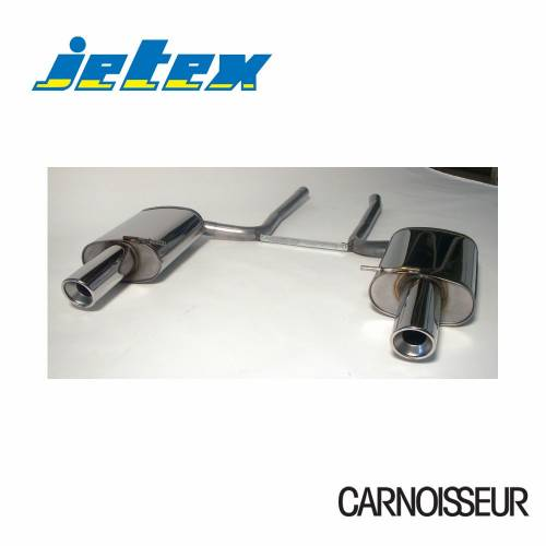 Exhaust Back Boxes Audi A4 (B7) Quattro Turbo 1.8T/2.0TFSi Saloon/Estate (not cabriolet) (from 2005 onwards)