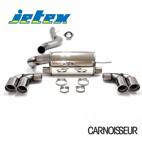 Exhaust Back Box BMW 1M Coupe Coupe Bi-Turbo 340bhp (from 2011 onwards)