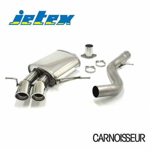Exhaust Back Box BMW E82 135i Coupe Bi-Turbo 225kW/306bhp (from 2007 onwards)