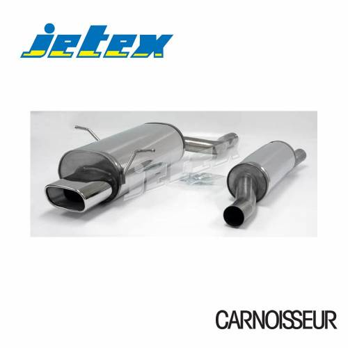 Half Exhaust System BMW E46 316i Saloon/Touring/Coupe (from 1998 to 2005)