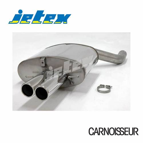 Exhaust Back Box BMW E60 523i Saloon (from 2003 onwards)