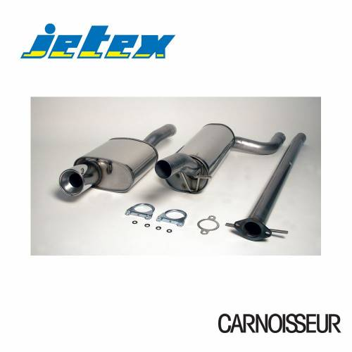 Half Exhaust System Ford Focus I 1.8/2.0 Hatch (from 1998 to 2004)
