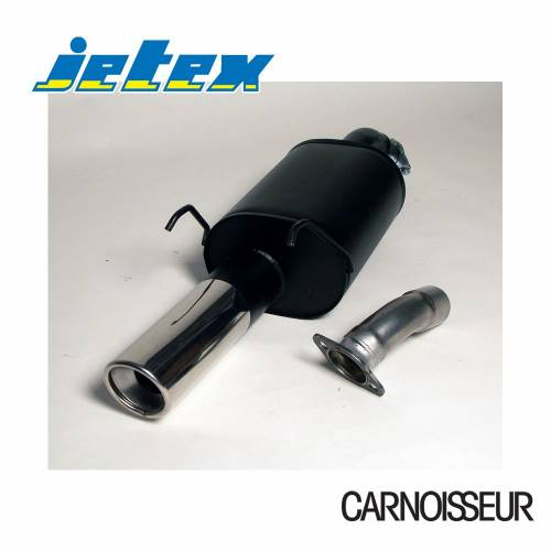 Exhaust Back Box Honda Civic Saloon/Coupe Saloon/Coupe 1.3/1.4/1.5/VTEC/1.6/ESI/VTI (from 1992 to 2000)