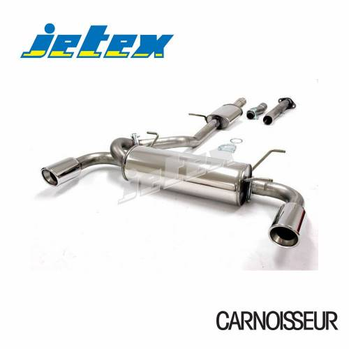 Half Exhaust System Mazda MX5 (NB) (Miata) Type NB 1.6/1.8 (from 1998 to 2005)