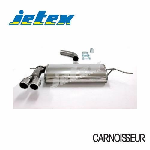 Exhaust Back Box Audi A3 (8P) Petrol Turbo (03+) 1.4TFSI/2.0 Turbo FSi 200HP (from 2005 onwards)