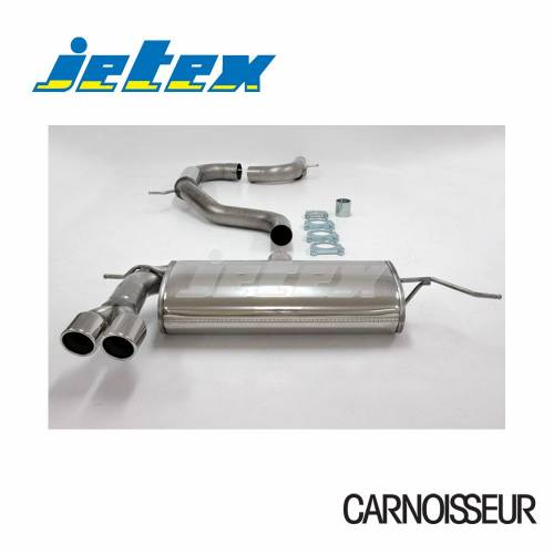 Half Exhaust System Audi A3 (8P) Petrol Turbo (03+) 1.4TFSI/2.0 Turbo FSi 200HP (from 2005 onwards)
