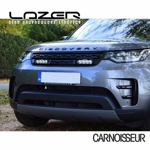 Lazer LED Lamps Grille Integration Kit to fit Land Rover Discovery