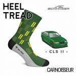 Heel Tread CLS II Socks