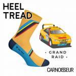 Heel Tread Grand Raid Socks