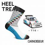 Heel Tread T16 Socks