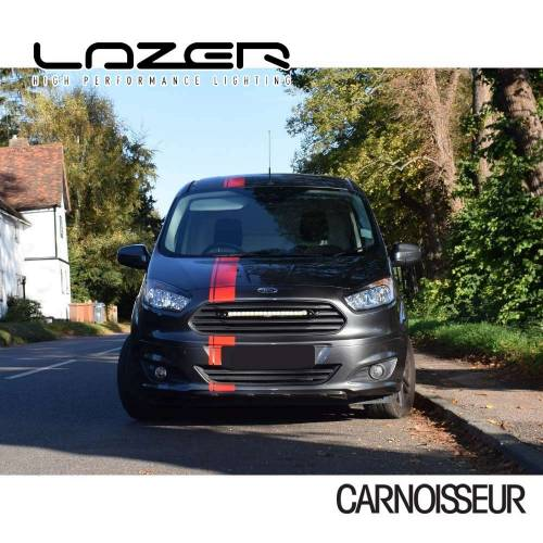 Lazer LED Lamps Grille Integration Kit to fit Ford Transit