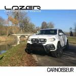 Lazer LED Lamps Grille Integration Kit to fit Mercedes X Class