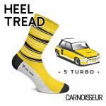 Heel Tread 5 Turbo Socks