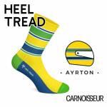 Heel Tread Ayrton Socks