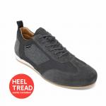 Piloti Endurance Driving Shoes Slate Nubuck Leather