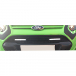 Zunsport Upper Grille With Daytime Running Lights to fit Ford Transit