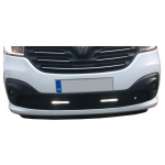 Zunsport Lower Grille With Daytime Running Lights to fit Renault Trafic