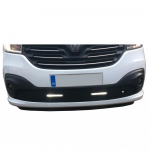 Zunsport Lower Grille With Daytime Running Lights to fit Vauxhall Vivaro