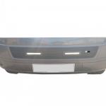 Zunsport Lower Grille With Daytime Running Lights to fit Volkswagen Transporter T5