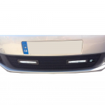 Zunsport Lower Grille With Daytime Running Lights to fit Volkswagen Caddy