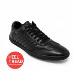 Piloti Pistone X Driving Shoes Triple Black Leather