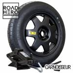 Road Hero Spare Wheel Kit to fit Alfa Romeo 147
