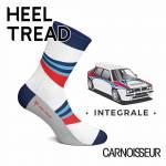 Heel Tread Integrale Socks