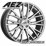 """Transporter Panama 20"""" Silver Alloy Wheels (Set of 4) to fit Volkswagen Transporter T5"""