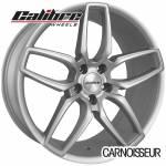 "Transporter CC-U 20"" Silver Alloy Wheels (Set of 4) to fit Volkswagen Transporter T5"