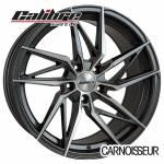 """Transporter CC-Z 19"""" Black Polished Alloy Wheels (Set of 4) to fit Volkswagen Transporter T5"""