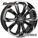 """Transporter Havana 18"""" Black Polished Alloy Wheels (Set of 4) to fit Volkswagen Transporter T5"""