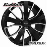 """Transporter Kensington 20"""" Black Polished Alloy Wheels (Set of 4) to fit Volkswagen Transporter T5"""