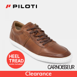 Piloti Oscar Driving Shoes Burnished Brown