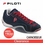 Piloti Prototipo Driving Shoes Navy Suede