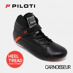 Piloti Pinnacle Black FIA Racing Boots