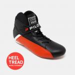 Piloti Pinnacle Red FIA Racing Boots