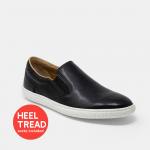 Piloti Slipstream Black Driving Shoes